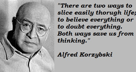 alfred-korzybskis-quotes