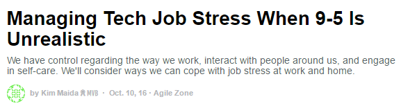 dzone_managing_tech_job_stress