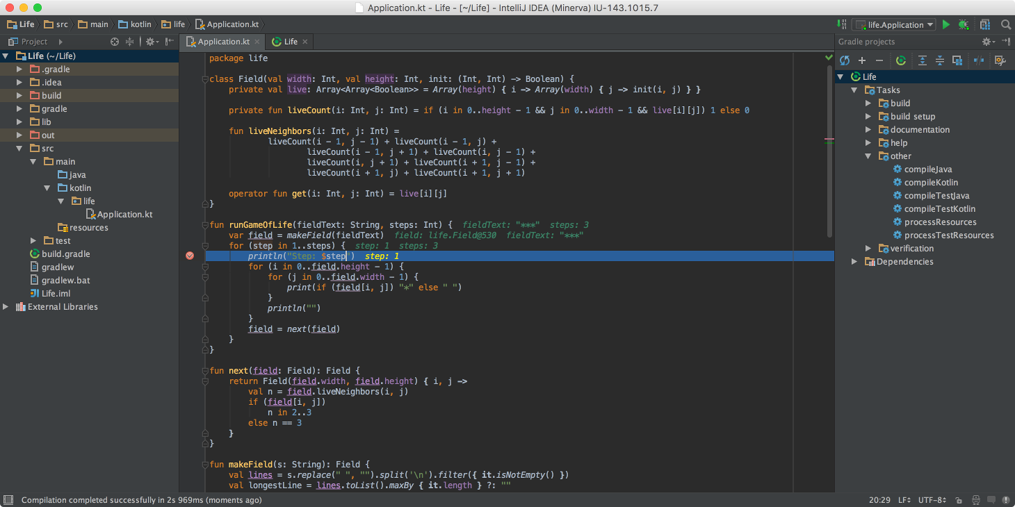 Software development awesome tech intellij idea 15 malvernweather Image collections
