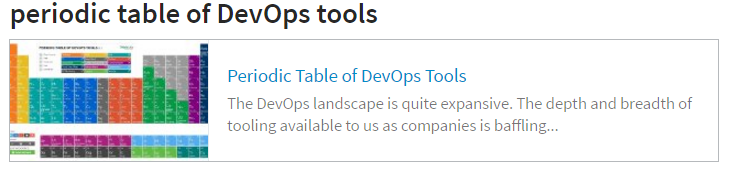 Devops and itil awesome tech periodictabledevopstools urtaz Image collections