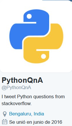 Python - Awesome Tech